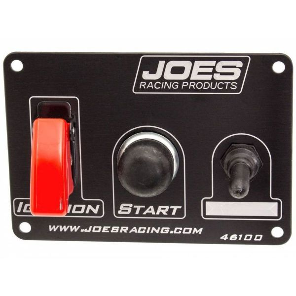 JOES Switch Panel: Ignition, Start, 1 Accessory